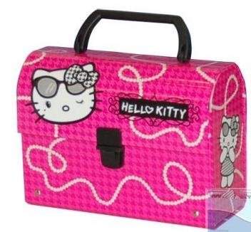 Kufřík Hello Kitty