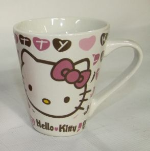 Hrnek Hello Kitty písmena 250 ml