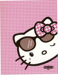 fleesová deka Hello Kitty 125 x 160 cm diva