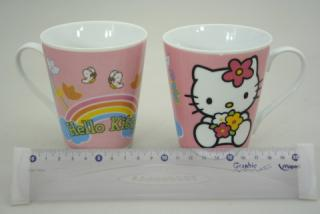 Hrnek Hello Kitty rainbow